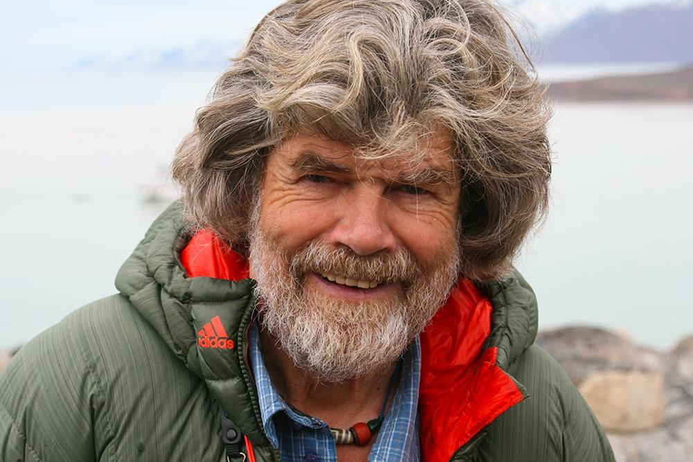 Le légendaire alpiniste a été député européen du Parti vert italien