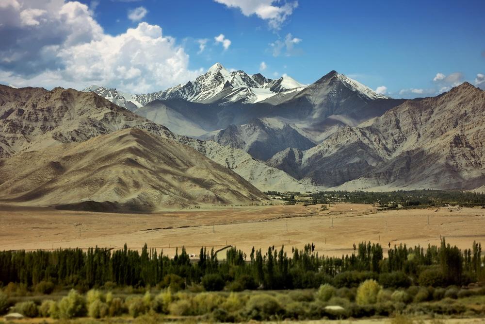 non-technical mountains: stok kangri