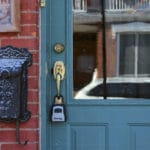 Is it time to stop using Airbnb: a house with a lock on it