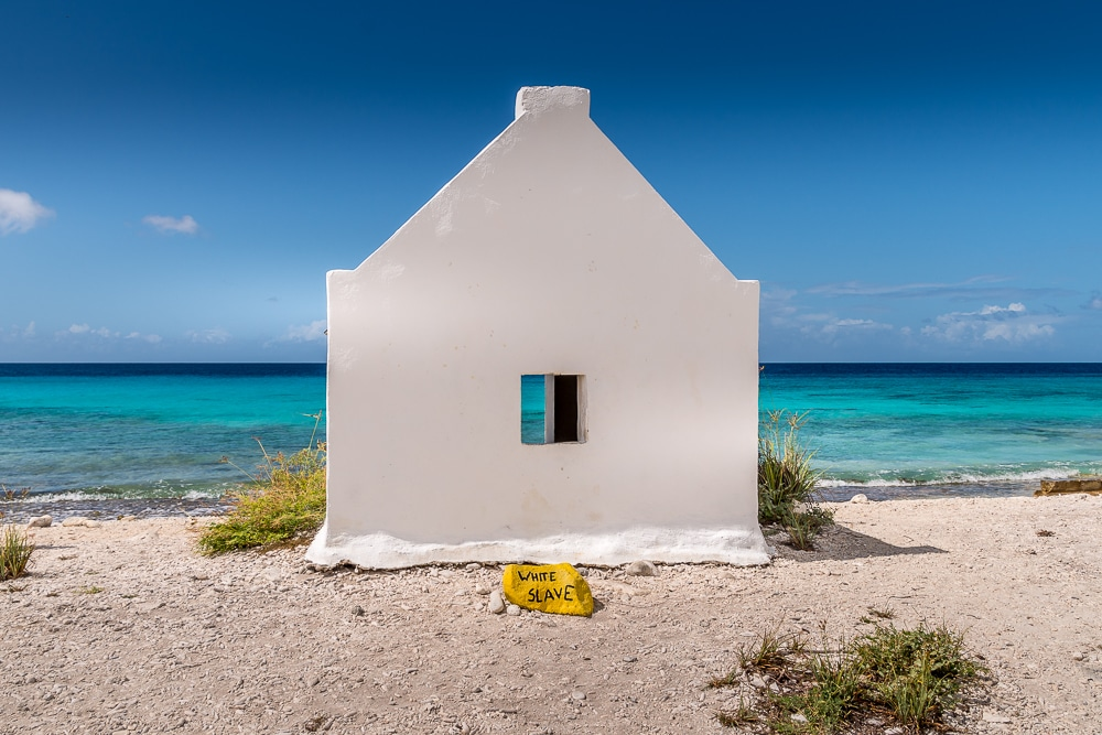 the slave huts are one of the best things to do in Bonaire