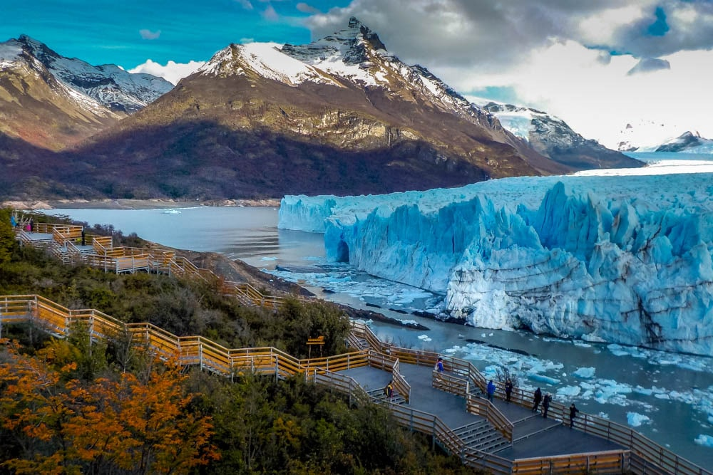 Argentina's best hiking destinations perito moreno