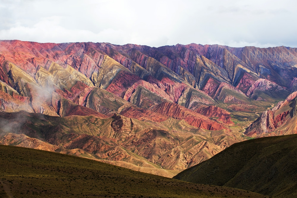 Argentinas Rainbow Valley