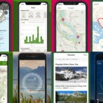 best hiking apps screenshots 2021