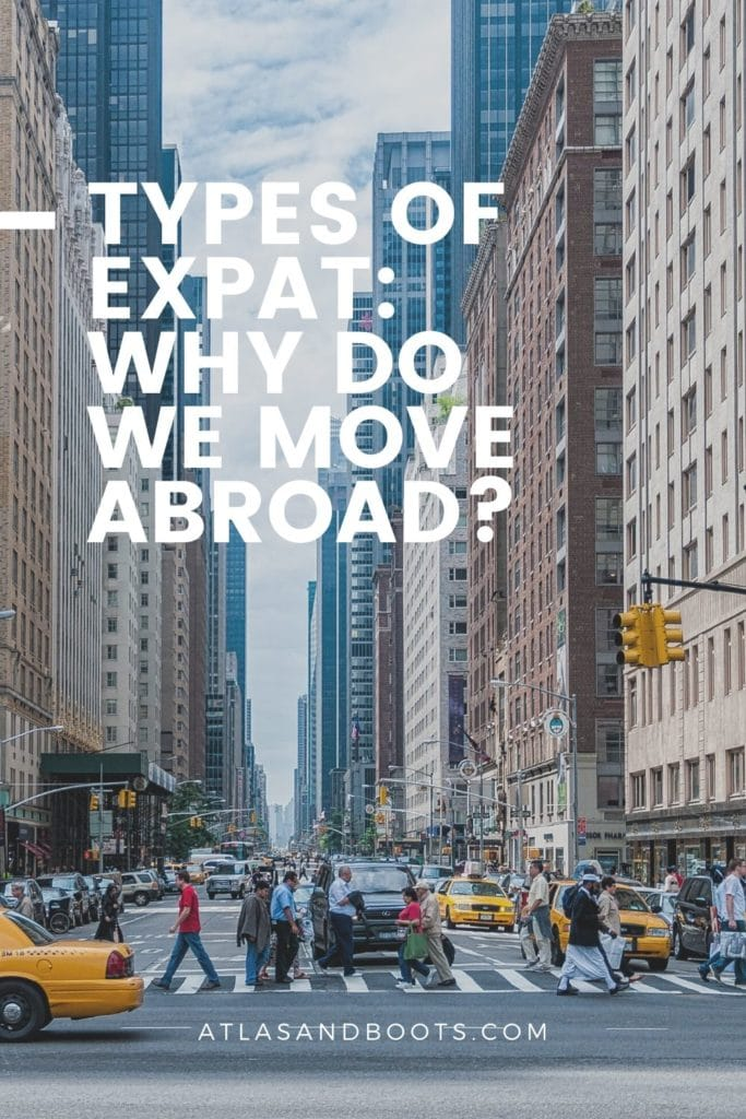 Types of expat: why do we move abroad Remote-work-pin