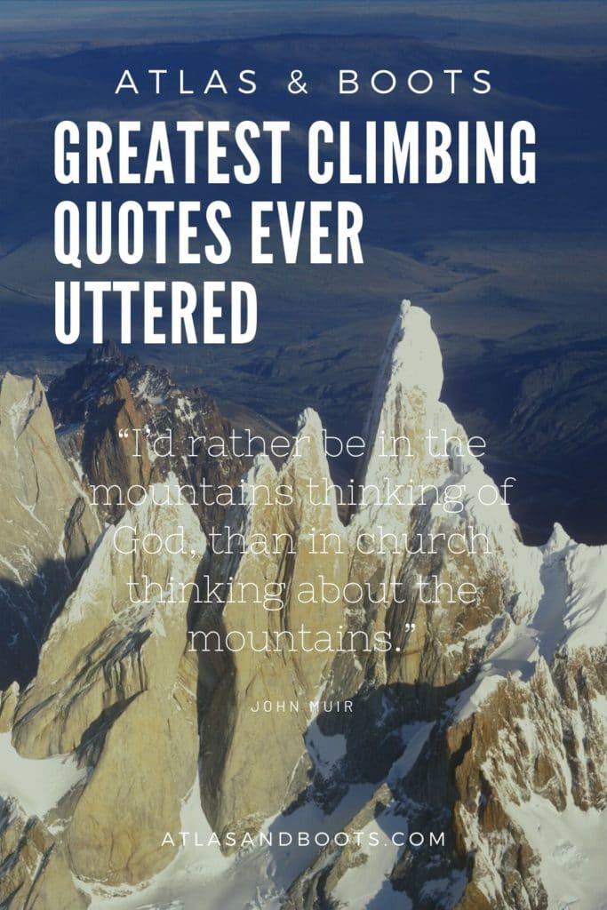 climbing quotes pinterest pin