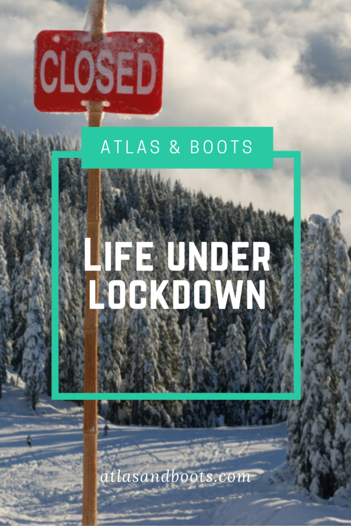 life under lockdown