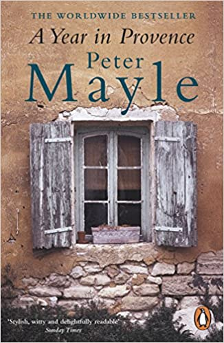 books to transport you: peter mayle