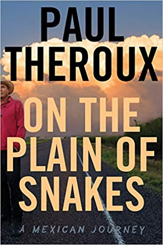 Paul Theroux book cover