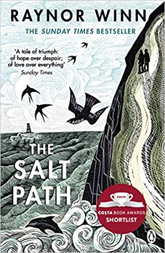 The Salt Path book to transport you