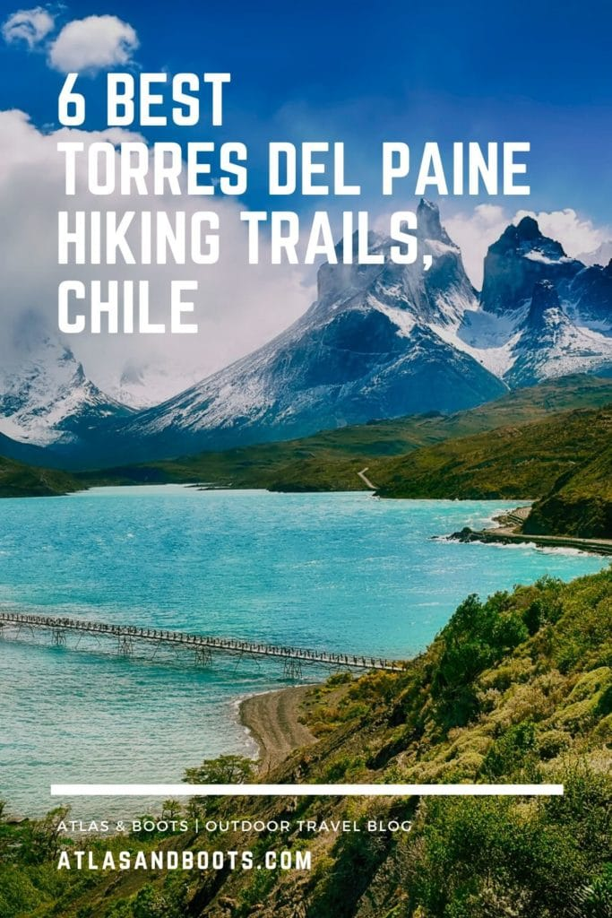 Torres del Paine Hikes Pin
