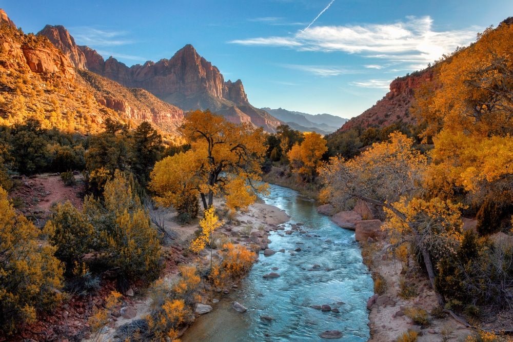 Rangers have dealt with white supremacists in Zion National Park
