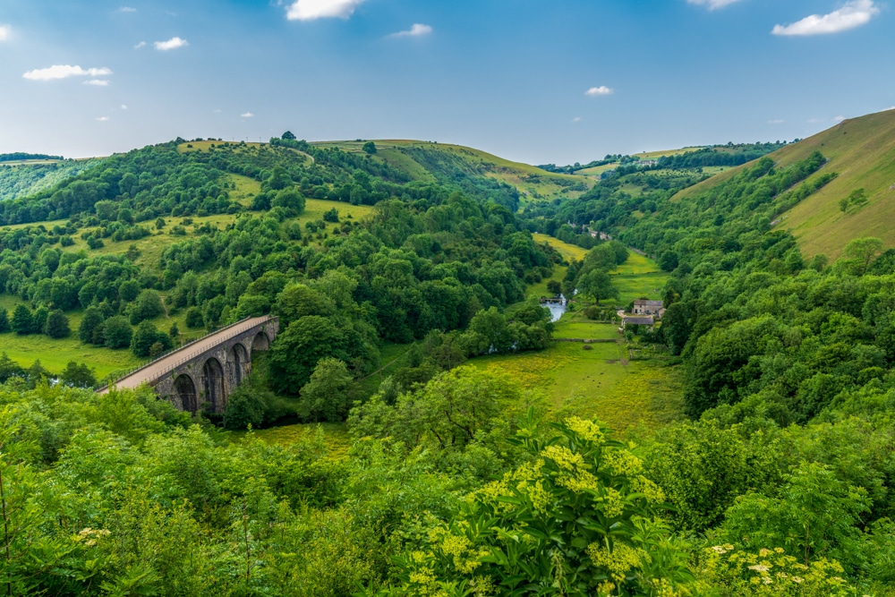Headstone Viaduct at Monsal Head