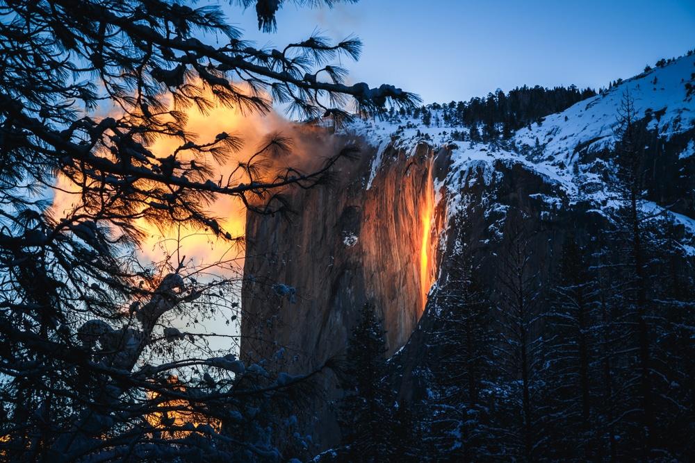 13 потрясающих природных явлений 13 потрясающих природных явлений stunning natural phenomena horsetail falls