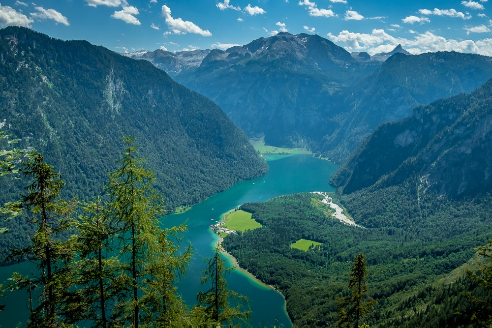 St. Bartholomä is one of the Best hikes in Berchtesgaden National Park