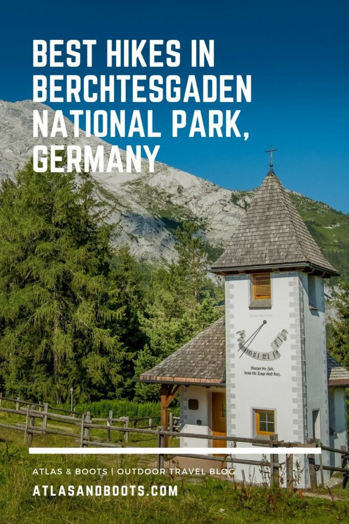 Best hikes in Berchtesgaden National Park Pinterest