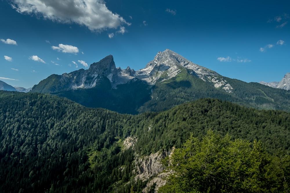 Grünstein is one of the best hikes in Berchtesgaden National Park