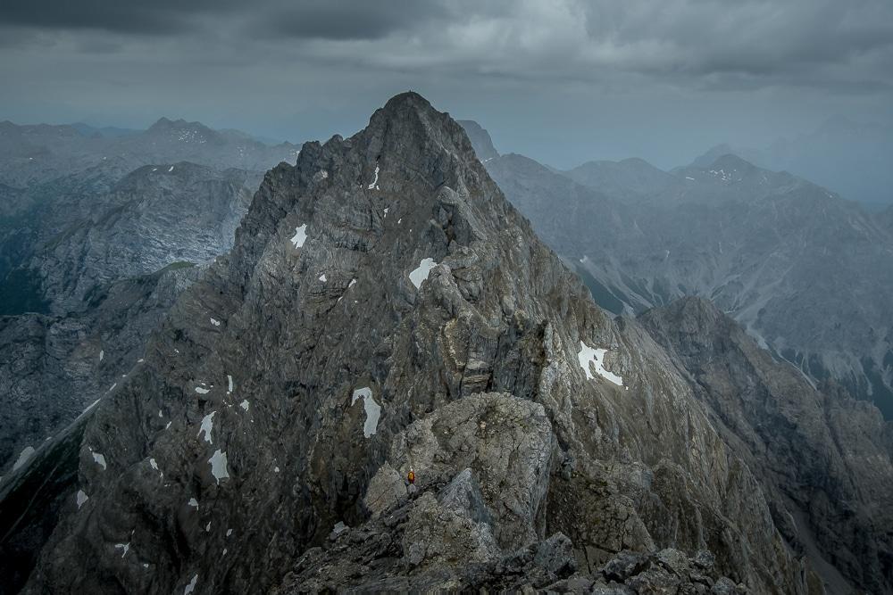 Crossing the Watzmann Traverse – one of of the best hikes in Berchtesgaden National Park