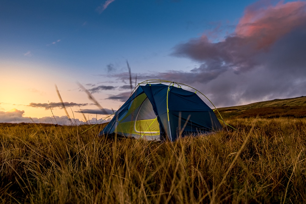 How to choose a tent a buying guide