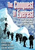 Conquest of everest 1953 film poster