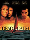 Dead Calm movie poster – one of the best sailing movies