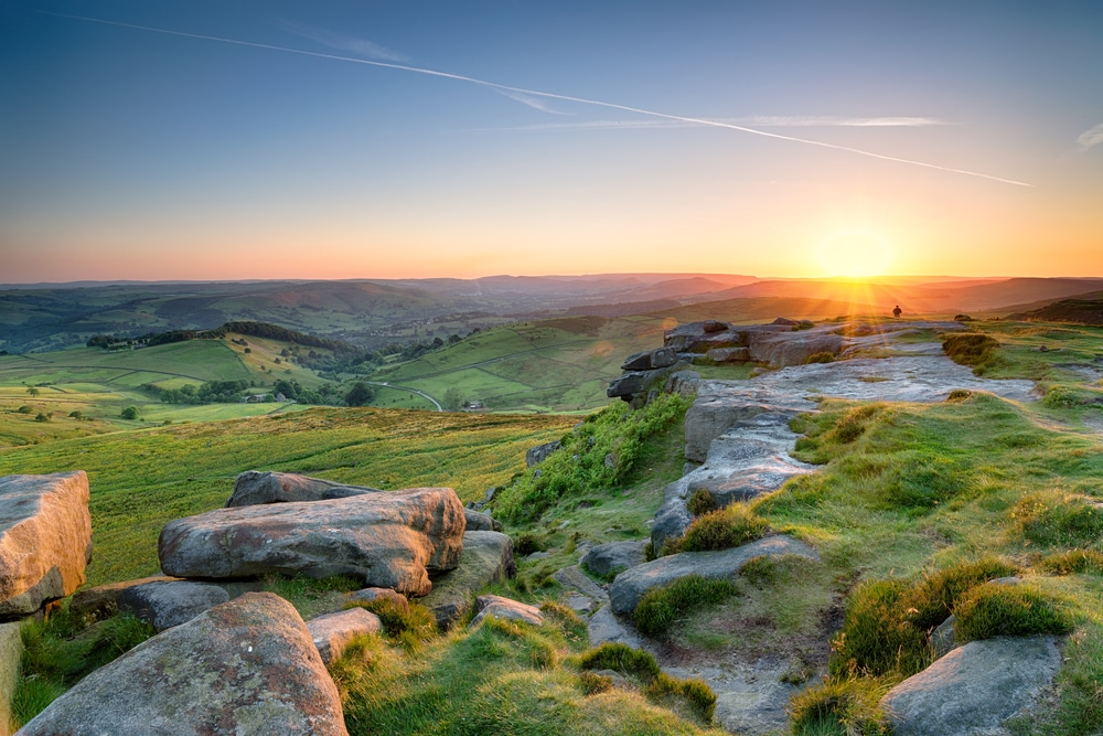 The Peak District is full of picturesque walks