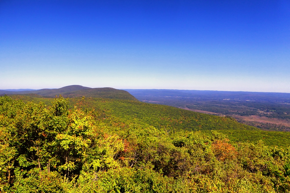 Bear Mountain Trail – one of the best hiking trails in every US state