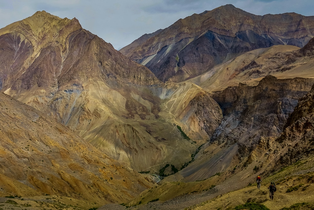 The Ladakh Sky Trail GHT is one of the best treks in Asia