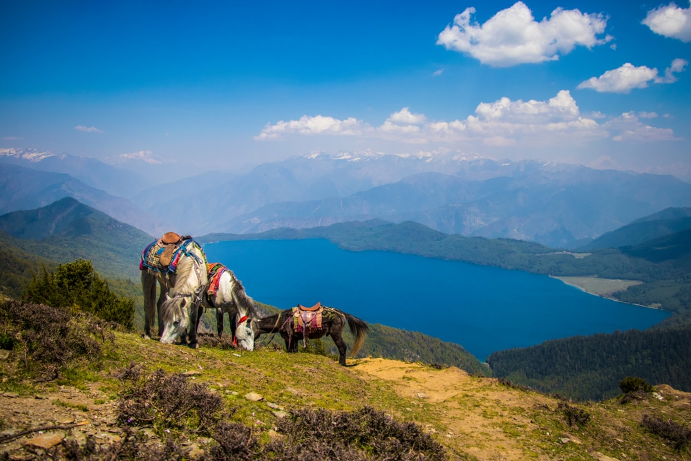 Rara Lake in Nepal