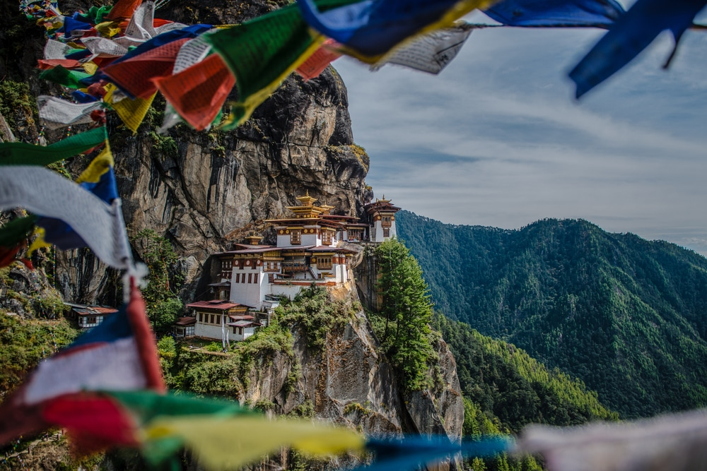 Bhutan has the cheapest internet in Asia