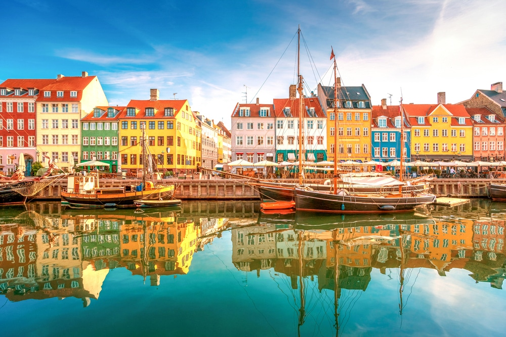 Denmark is the greenest country in the world
