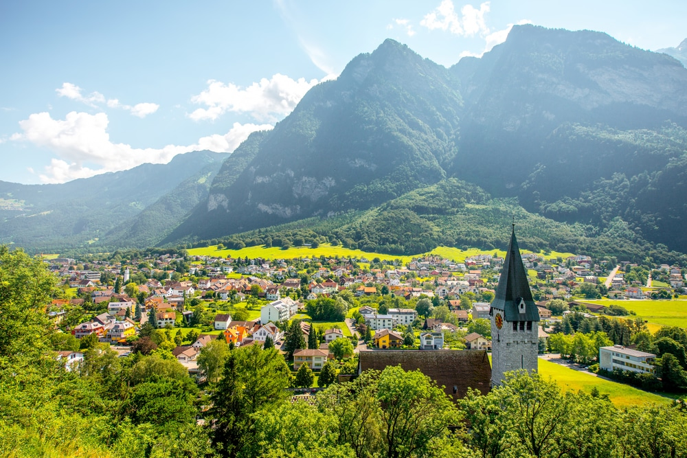 Liechtenstein has the fastest internet in the world