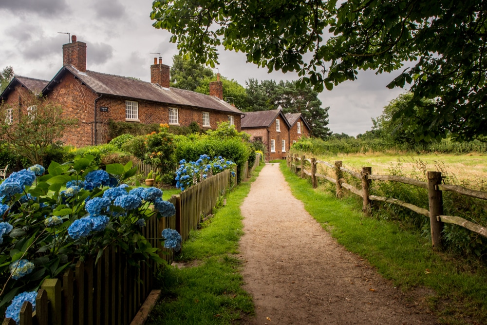 Wilmslow is home to one of the most popular hiking trails in England