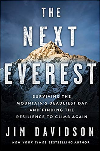 The Next Everest shares one man's quest to conquer his demons