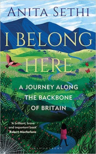 I Belong Here is one of our top adventure travel books 2021