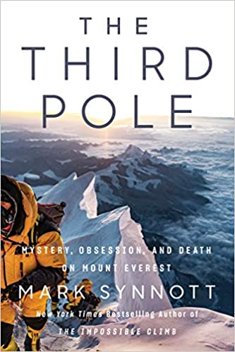The Third Pole is one of our top 10 adventure travel books 2021