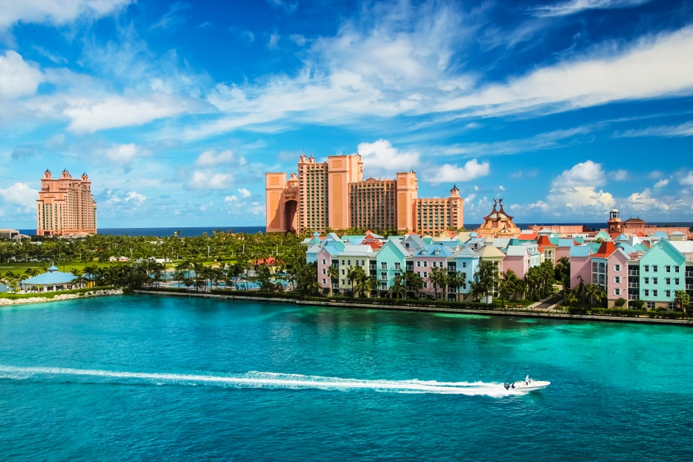 The Bahamas have the cleanest air in the world