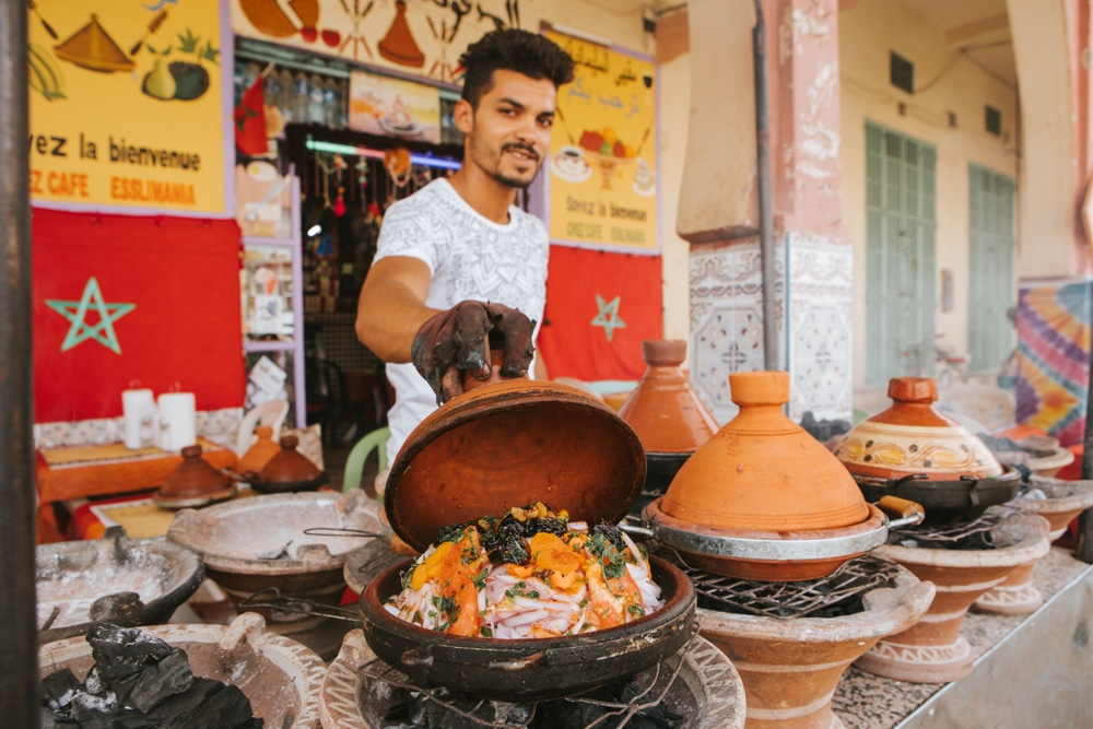 The smells and senses of Morocco may tempt Amit back