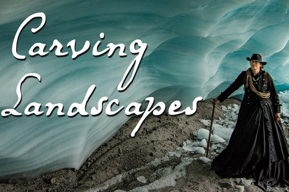 Carving Landscapes is one of the outdoor films to watch online