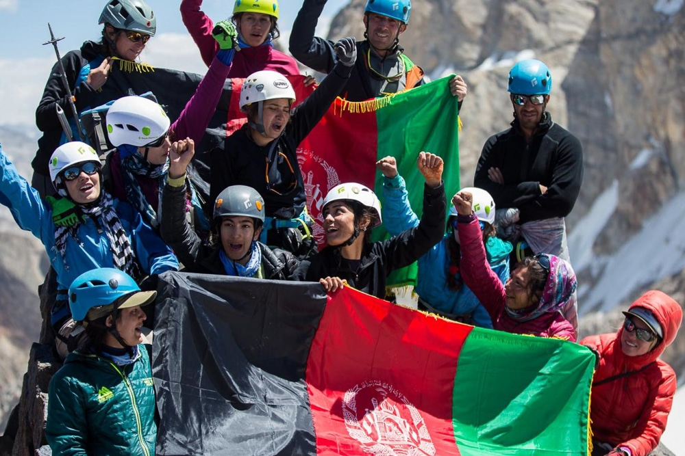 Ascending Afghanistan  is one of the outdoor films to watch online