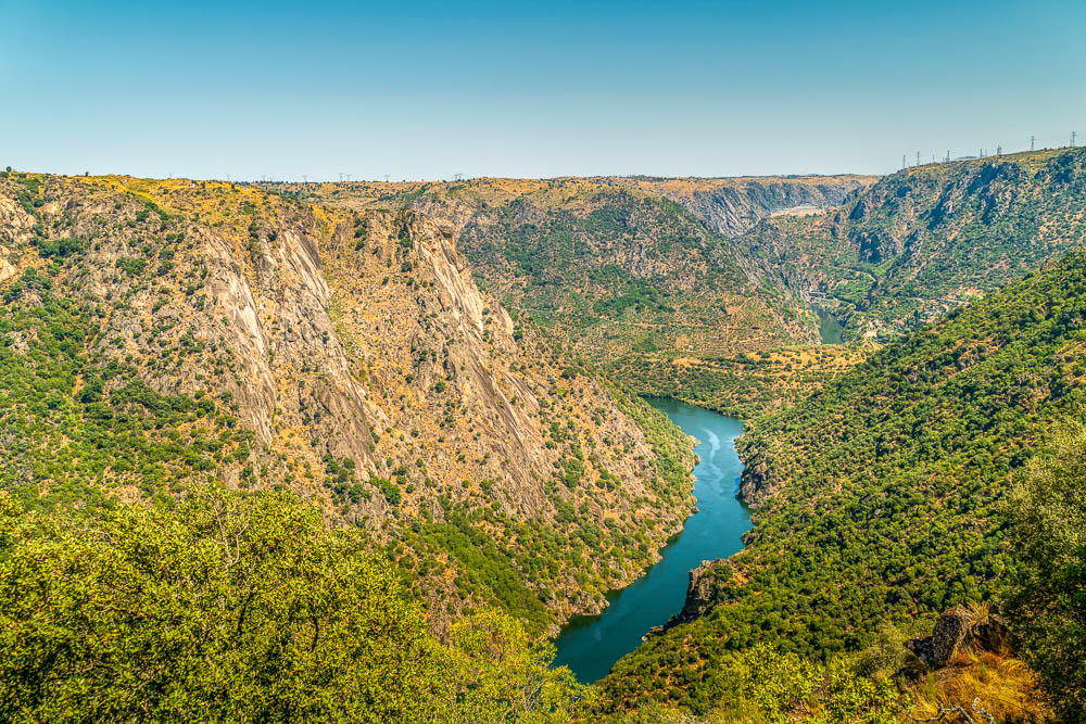 Natural Park of Arribes del Duero is Spain will feature in one of the new Highlander Adventure treks