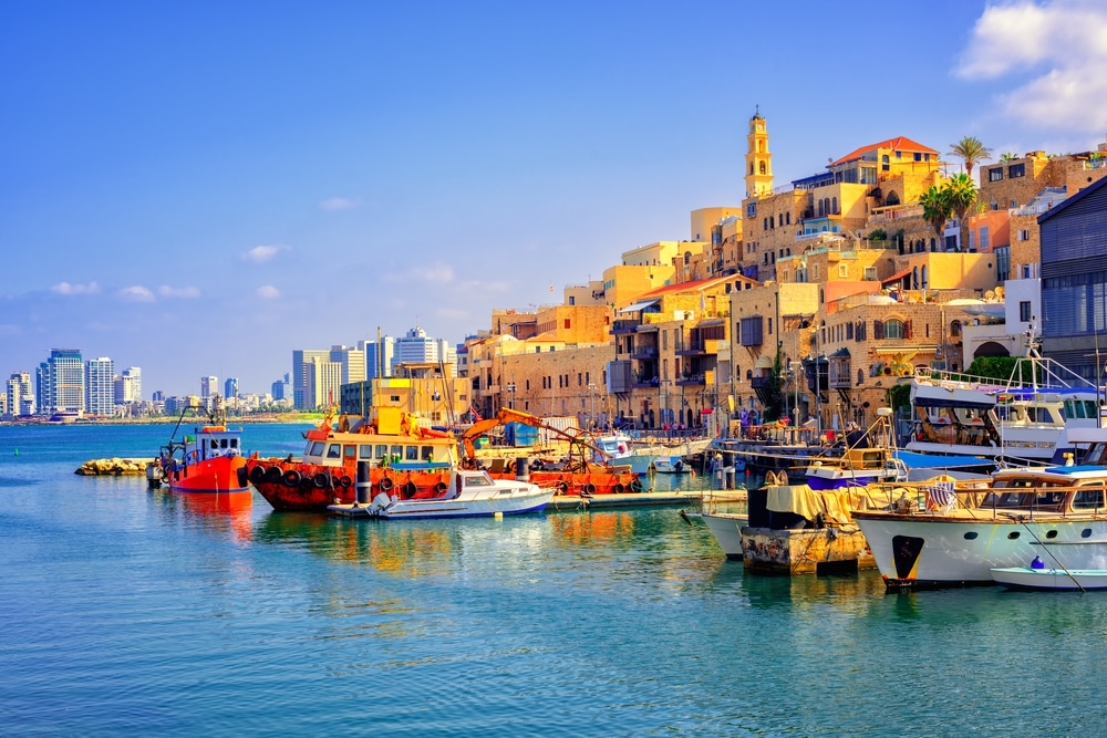 Tel Aviv in Israel the country with the cheapest mobile data in the world