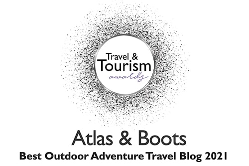 Best Outdoor Travel Blog 2020, LUXlife Travel & Tourism Awards
