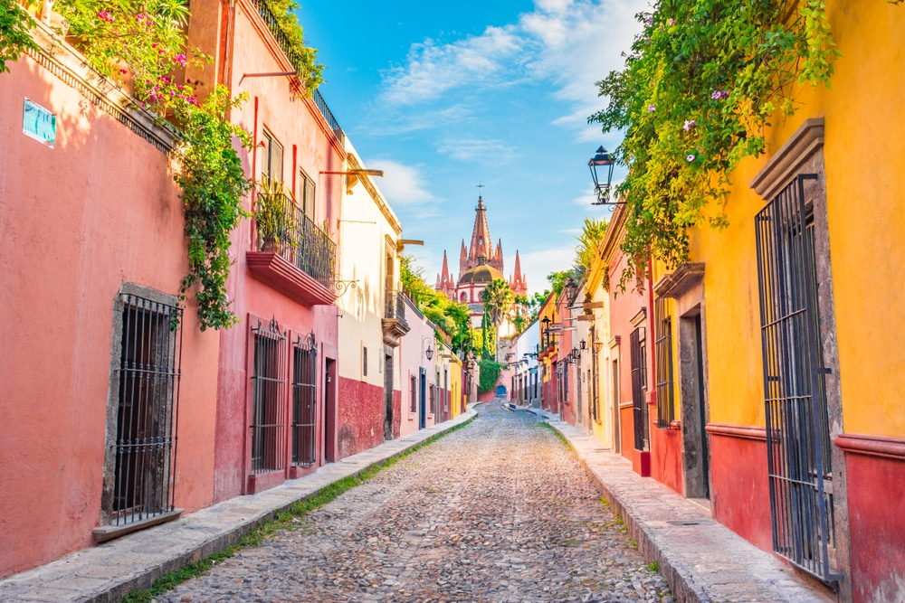 Mexico was voted the second best country for expats