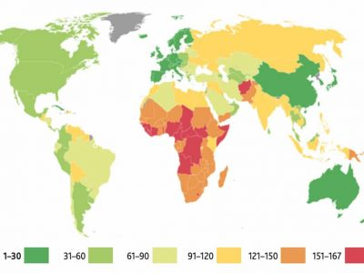 Mapped: countries with the best healthcare in the world