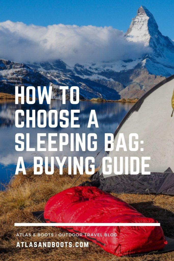 sleeping bag Pinterest