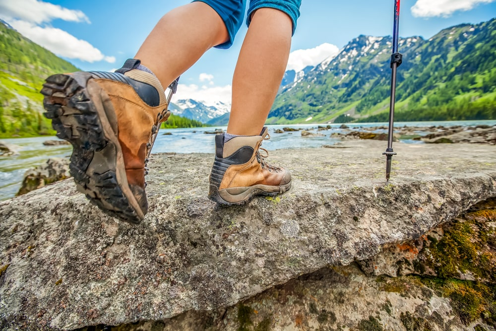 How to prevent blisters when hiking lead image