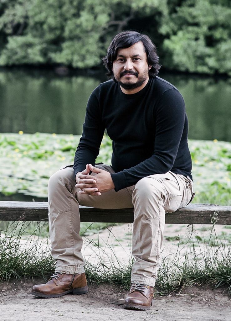 Author Tharik Hussain